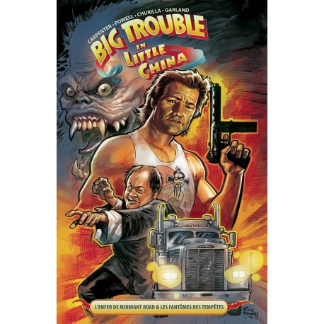 Big Trouble in Little China tome 1