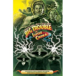Big Trouble in Little China tome 2