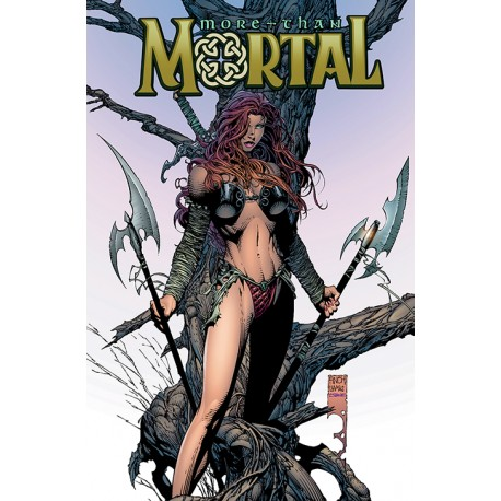 More than Mortal tome 2